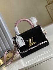 Top Wholesale cheap bag Twist medium handbag Monogram Shopping lady Bag