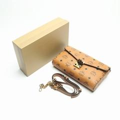 MCM chain flip bag MCM handbags MCM purse MCM Travel bag