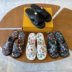 new    men slippers    beach shoes    loafer  flip flop    sandals indoor shoes