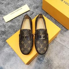 Saudi newest    shoes Kensington Shoes    Calf Leather Shoes    men women shoes