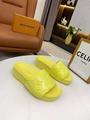 Jumbo flat sandals fashion slipper beach