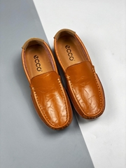 newest ECCO Casual sports men's shoes Low-to-lazy shoes leather shoes Work shoes