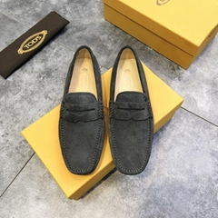 hot sale TOD'S men's shoes TOD'S leather SHOES best quality TOD'S casual shoes