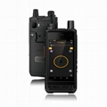 Worldwide Talk 4G LTE Network SmartPhone Two-way Radio Walkie Talkie 4.0 inch