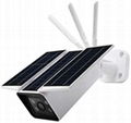 4G Security Camera Outdoor Wireless 1080P HD With CCTV System Solar Power