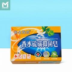 XH perfume sulfur antibacterial soap 002297 MIEVIC