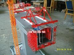 挂籃施工模型   挂籃施工實訓裝置