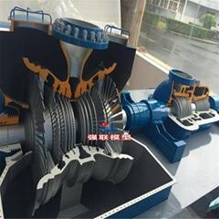 汽輪機模型