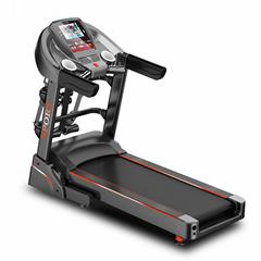 豪華電動跑步機家用款靜音減震室內折疊式多功能彩屏wifi健身器材