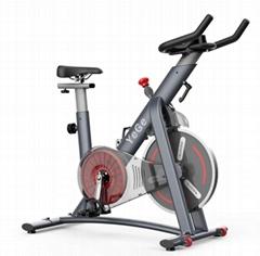 豪华动感单车健身器材家用健身车室内脚踏车运动减肥器健身房单车