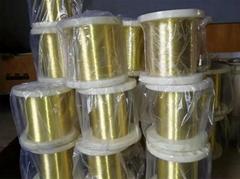 Brass wire Soft brass wire 0.18mm brass wire manufacturer