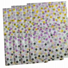 专业生产服装包装内衬雪梨纸 鲜花礼品包装纸 拷贝纸印刷定制IOGO