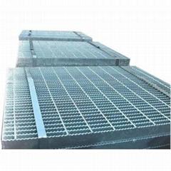 安亿承压焊253低碳钢食品加工钢格板