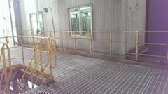 安億承壓焊205低碳鋼污水處理鋼格板
