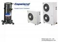 Copeland compressors condensing units