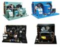 Hermetic rotary compressor refrigeration
