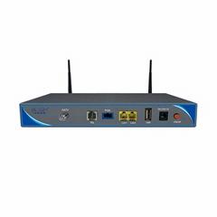 深圳龍崗冠聯通信生產銷售鐵殼ONU帶WiFi
