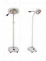 35W Single Hole LED Examination Lamp Cold Light 115*28*24cm 3500K 9 Kg