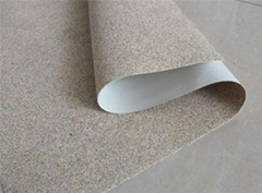 HDPE非瀝青基高分子自粘膠膜防水卷材