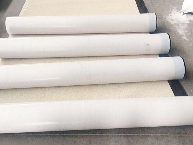 HDPE非瀝青基高分子自粘膠膜防水卷材 2