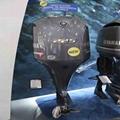 Free Shipping Used Yamaha 225 HP 4-Stroke Outboard Motor Engine