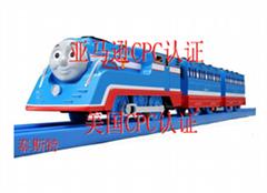 儿童玩具火车亚马逊CPC认证