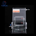 300*400*500 Inert Gas Operation Box,Lab Research Transparent Mini Acrylic AGB1A 3