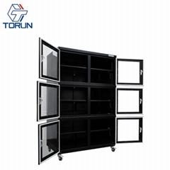 Professional desiccant dry cabinet manufacturer For IC chips storage TORUN 1428L