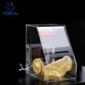 300*400*500 Inert Gas Operation Box,Lab Research Transparent Mini Acrylic Glove  4