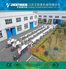 PP/PE管道生产线设备、塑料管子生产线设备