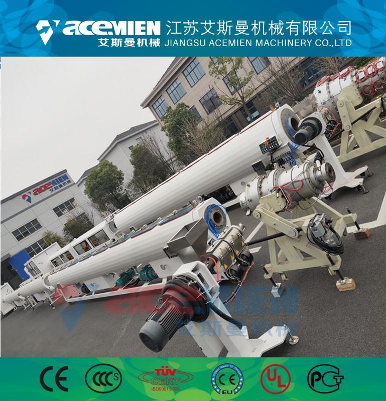 PVC/PP/PE管材設備生產線 2