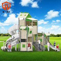大型滑梯幼儿園組合滑滑梯小區公園遊樂設施度假村水上噴水滑梯