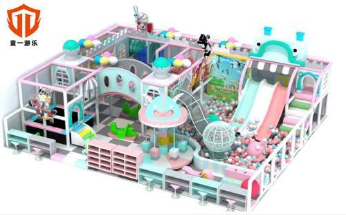 大型滑梯幼儿園組合滑滑梯小區公園遊樂設施度假村水上噴水滑梯 4