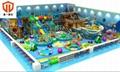 童一滑梯室外儿童大型玩具鞦韆組合戶外小博士小區遊樂設施設備 3