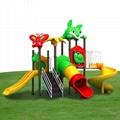 立建遊樂廠家定製不鏽鋼大型遊樂設備儿童啟蒙攀爬滑梯拼裝組合 5