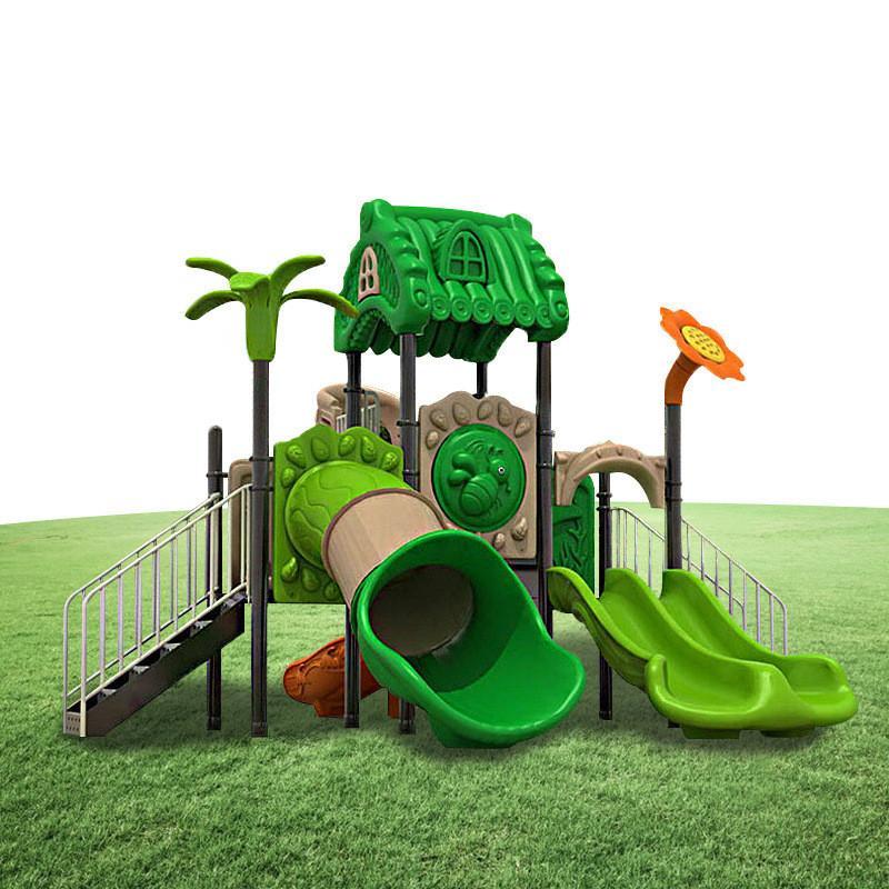立建遊樂非標定製戶外儿童遊樂設備公園景區不鏽鋼滑滑梯攀爬 1