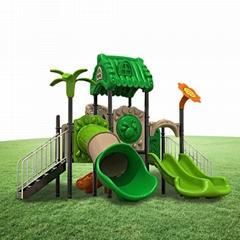 立建遊樂非標定製戶外儿童遊樂設備公園景區不鏽鋼滑滑梯攀爬