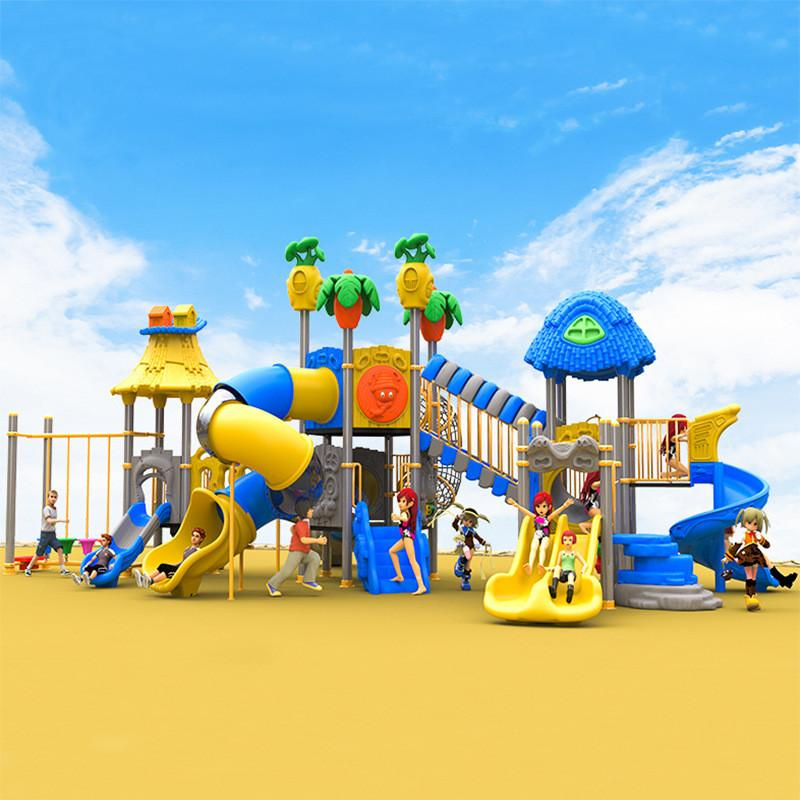立建遊樂非標定製戶外儿童遊樂設備公園景區不鏽鋼滑滑梯攀爬 2