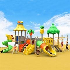立建遊樂非標定製大型戶外遊樂設備公園景區不鏽鋼滑滑梯儿童