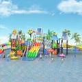 立建遊樂幼儿園滑梯小區公園塑料