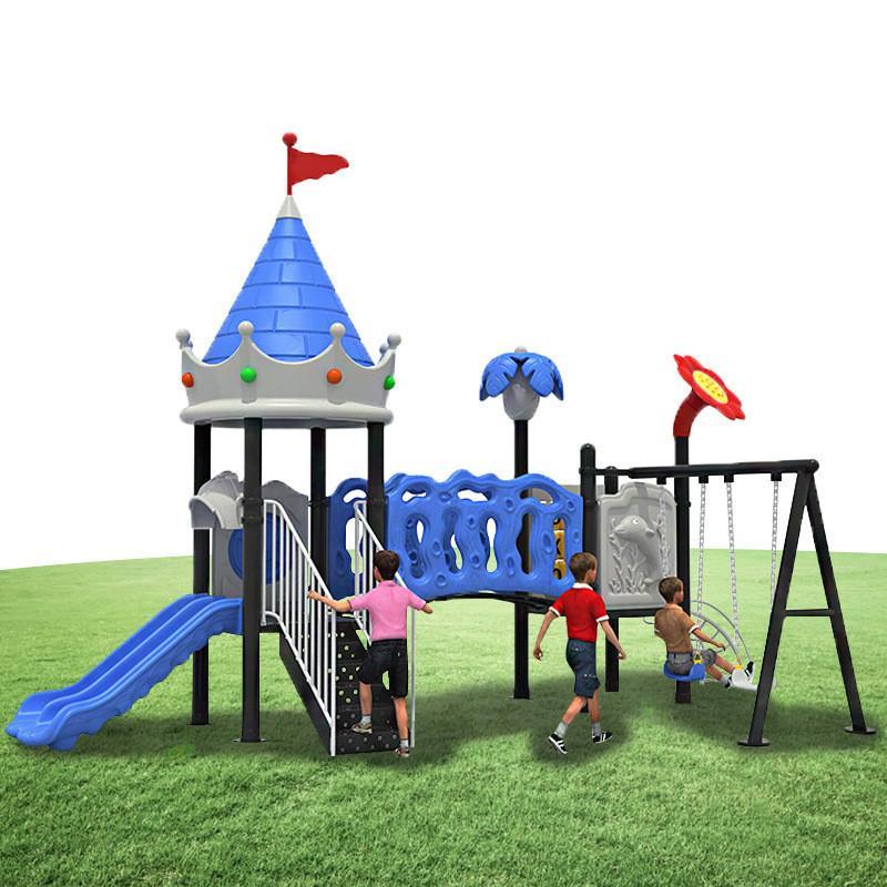 立建遊樂幼儿園滑梯小區公園塑料滑梯儿童戶外遊樂滑梯小孩室外 3