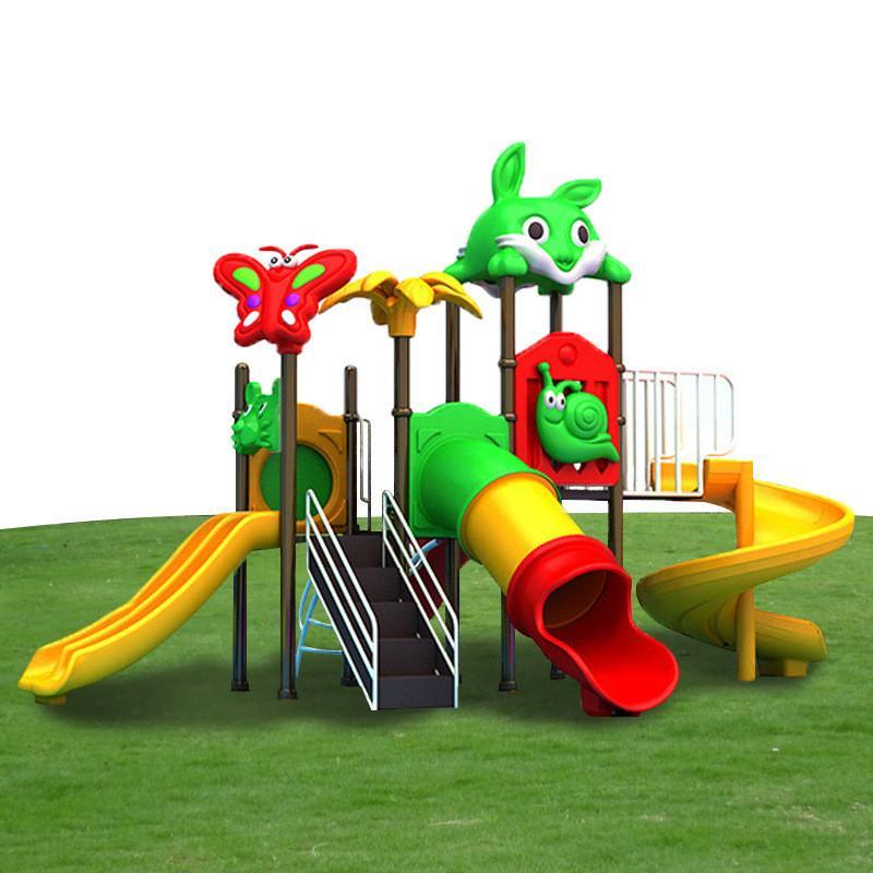立建遊樂幼儿園滑梯小區公園塑料滑梯儿童戶外遊樂滑梯小孩室外 5