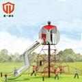 溫州童一科技小區幼儿園遊樂設備