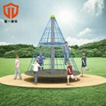 溫州童一科技非標定製大型滑梯