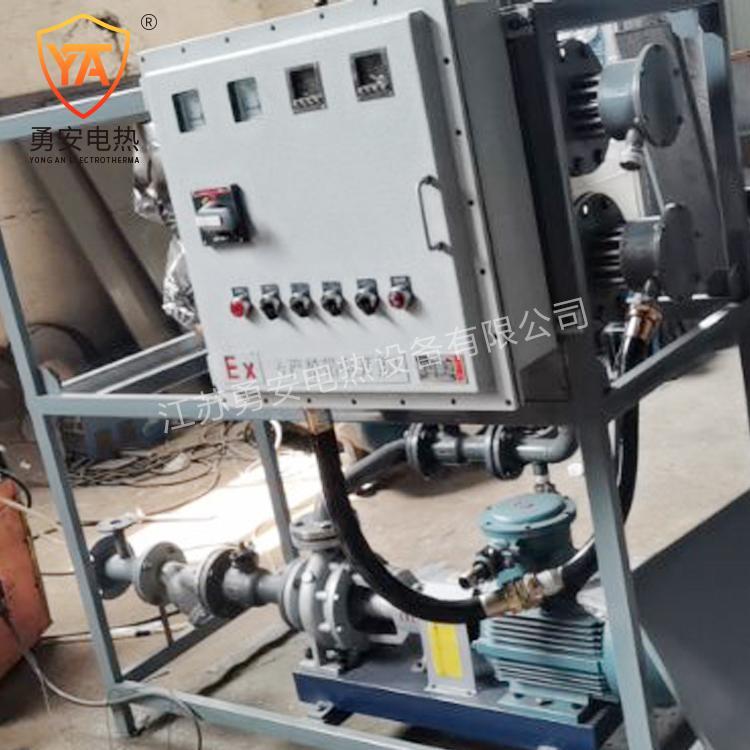 厂家高频感应加热电加热导热油炉 可定制电磁加热导热炉加热器 2