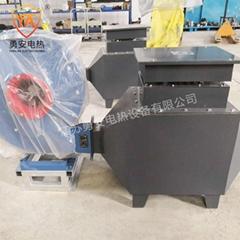 风道式电加热器对接式热风加热器自控温风道空气加热器厂家供应