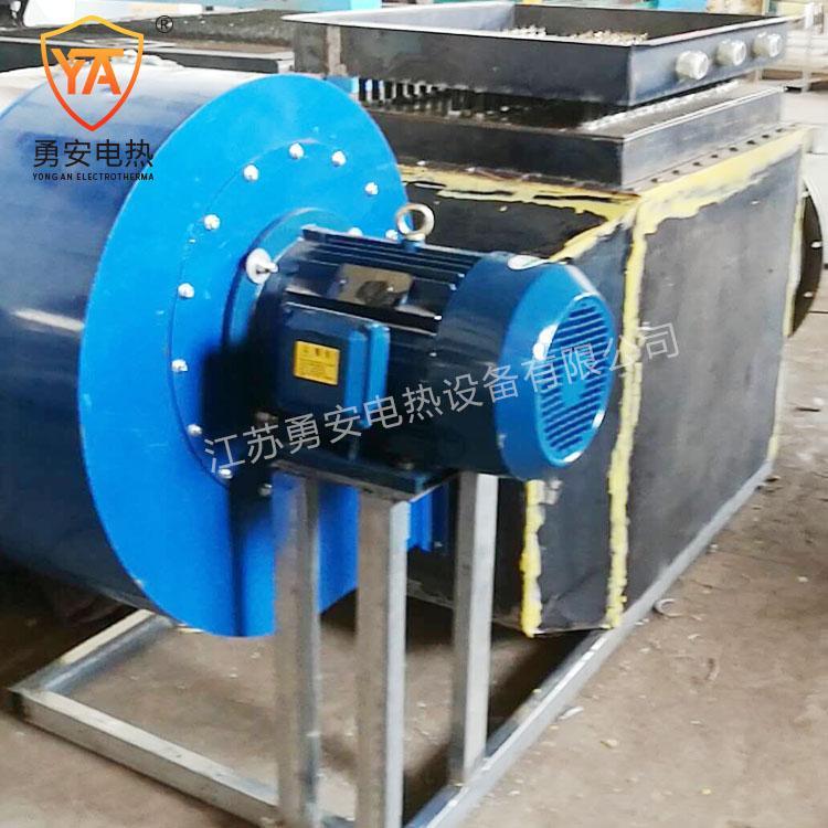 风道式电加热器对接式热风加热器自控温风道空气加热器厂家供应 3