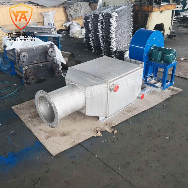 风道式电加热器对接式热风加热器自控温风道空气加热器厂家供应 5