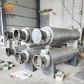 管道加热器压缩空气氮气加热炉即热式水导热油液体加热器 2