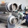 管道加热器压缩空气氮气加热炉即热式水导热油液体加热器 5